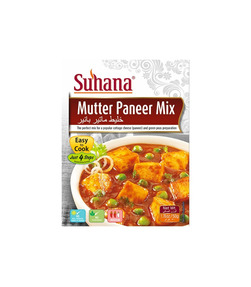Suhana Mutter Paneer Mix- 50g