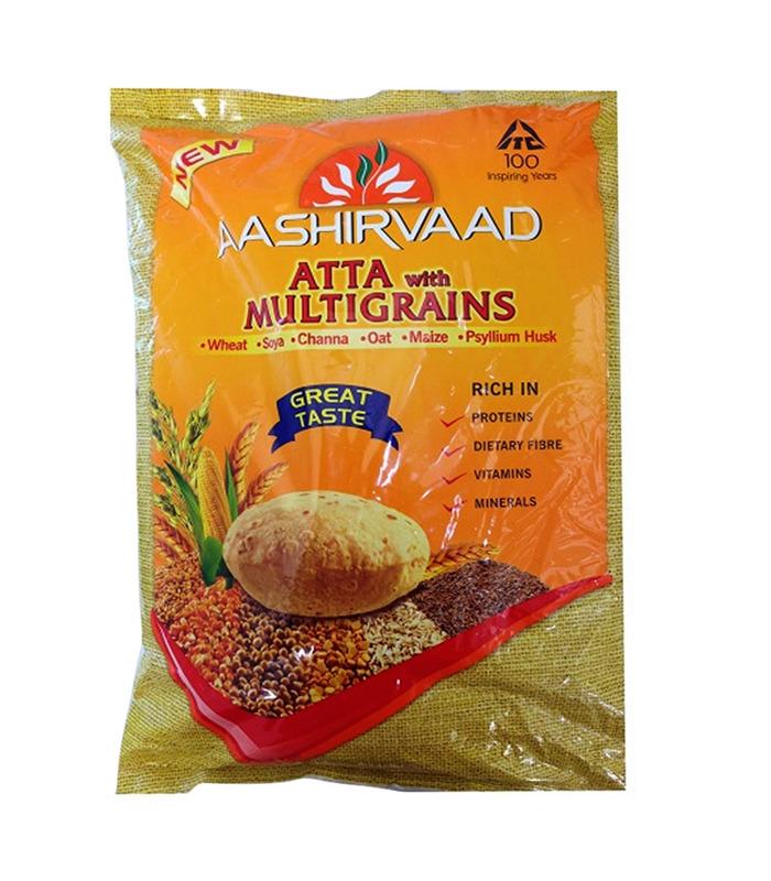 Aashirvaad Multigrain Atta - 5kg