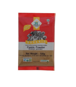 24 Mantra Organic Cumin Powder - 100g