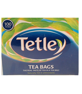 Tetley Black Tea - 160 Bags