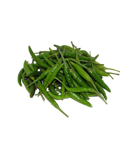 Green Chillies - 200g