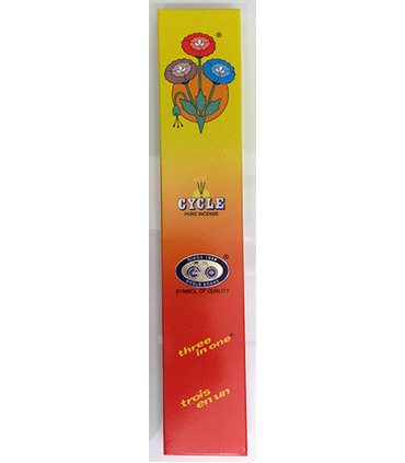 Cycle 3-in-1  Incense Sticks
