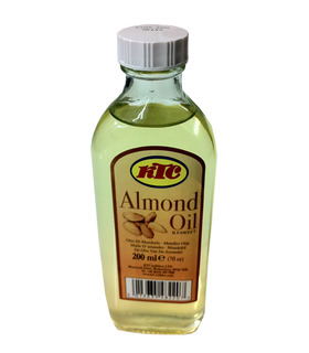 KTC Almond Oil - 200ml