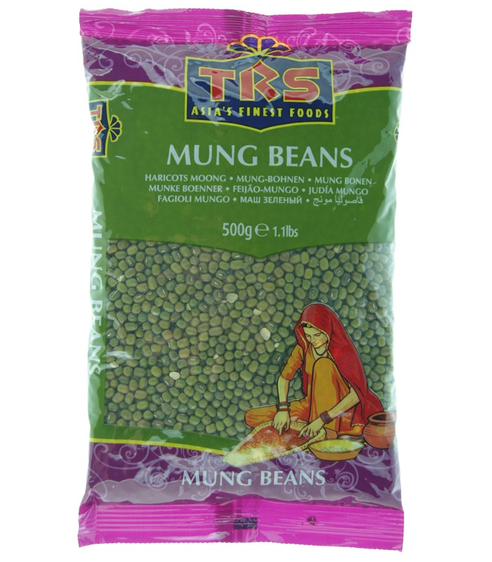 TRS Mung Beans (Whole) - 500g