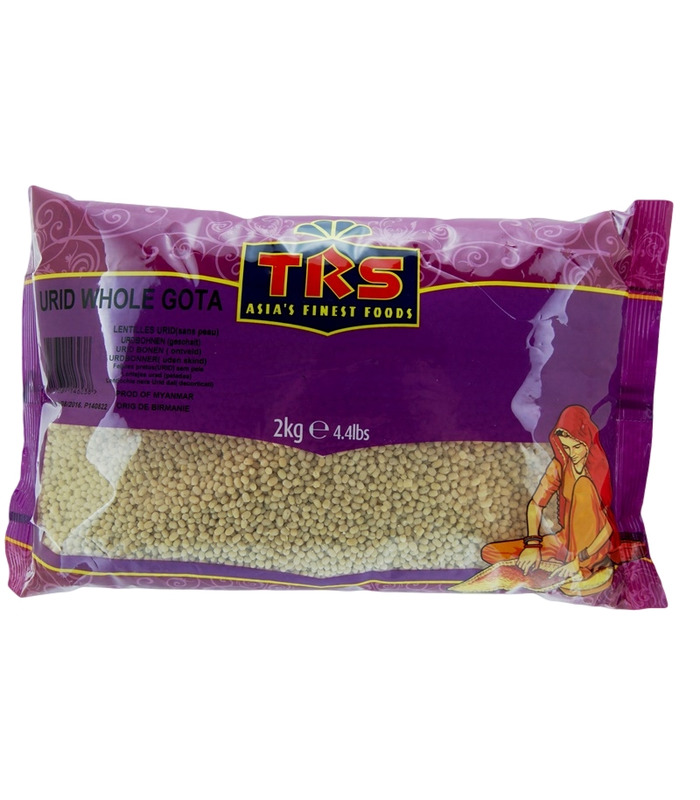 TRS Urid Whole Washed (Gota) - 2kg