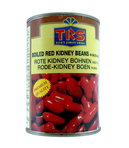TRS Boiled Red Kidney Beans Tin - 400g (50% off)