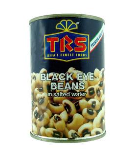 TRS Boiled Black Eye Beans Tin - 400g