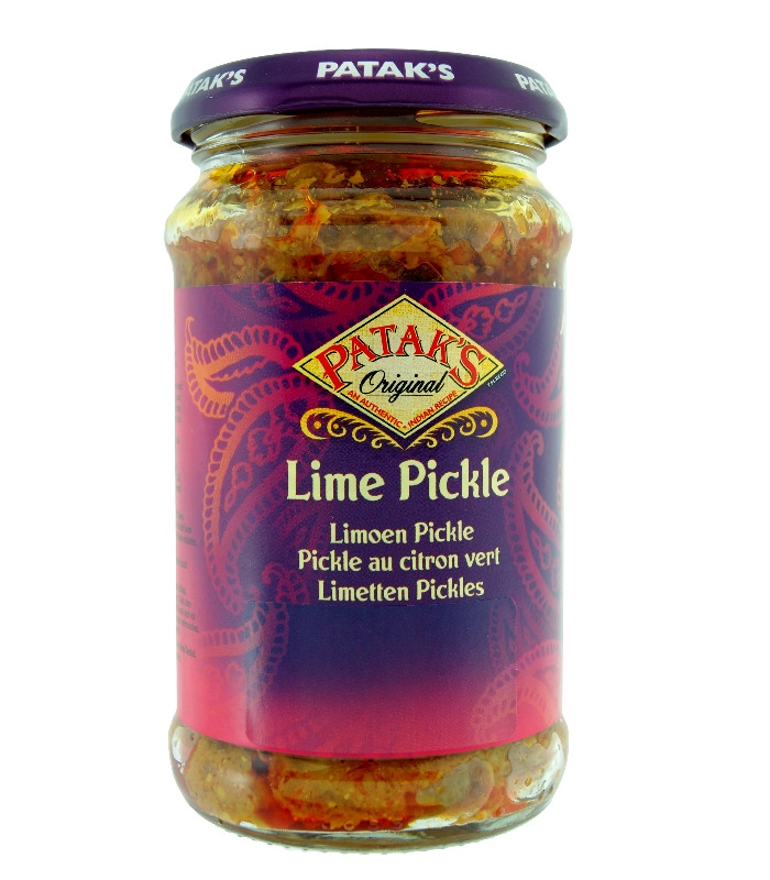 Pataks Lime Pickle - 283g