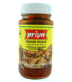 Priya Ginger Pickle - 300g
