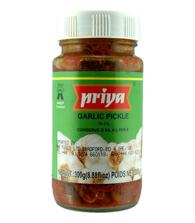 Priya Garlic Pickle - 300g
