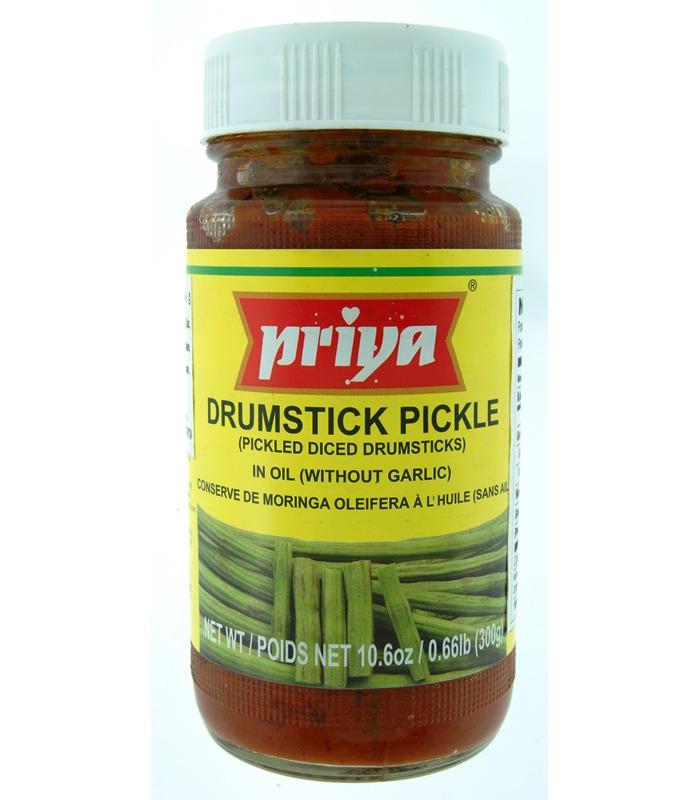 Priya Drumstick Pickle - 300g
