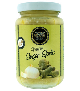 Heera Ginger-Garlic Paste - 210g