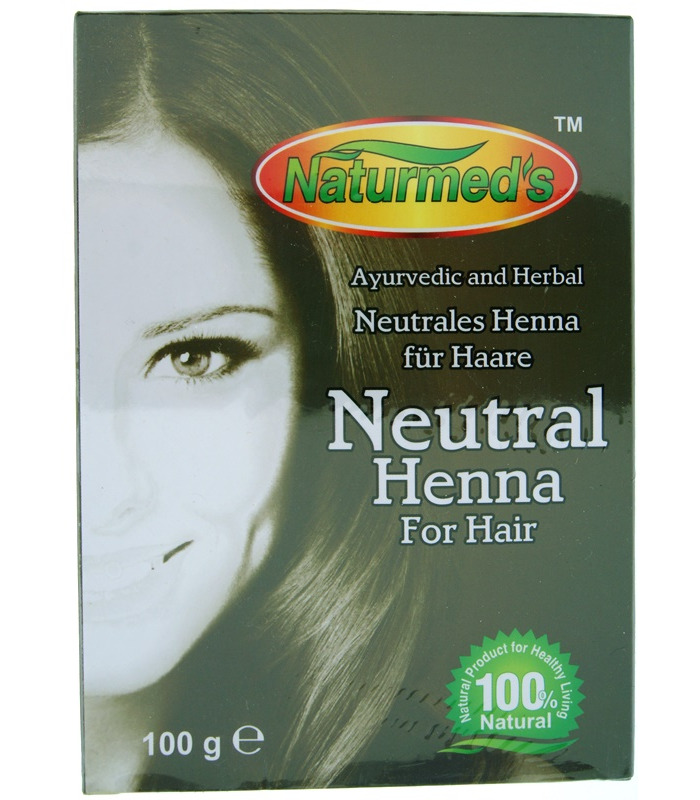 Naturmeds Henna for Hair - 100g