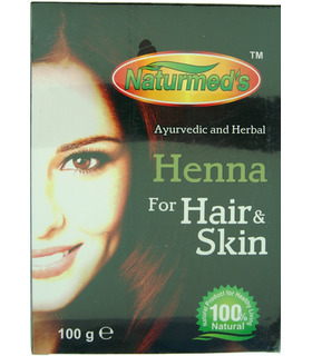 Naturemed`s Henna for Hair and Skin
