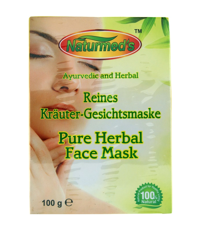 Naturmeds Pure Herbal Face Mask - 100g