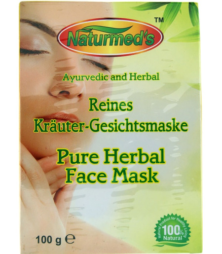 Naturemed`s Pure Herbal Face Mask
