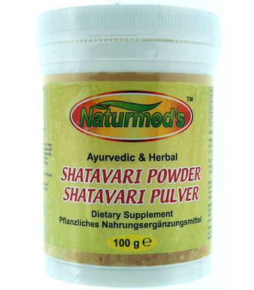 Naturemed`s Shatavari Powder