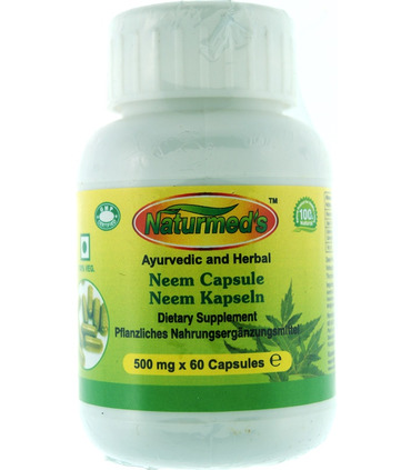 Naturemed`s Neem Capsules