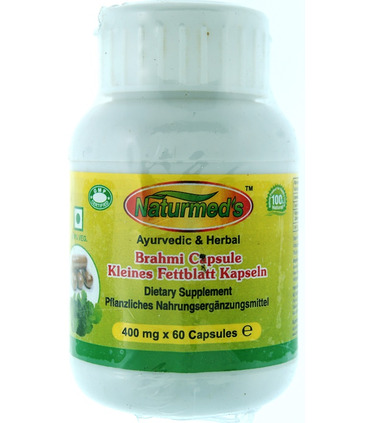 Naturemed`s Brahmi Capsules