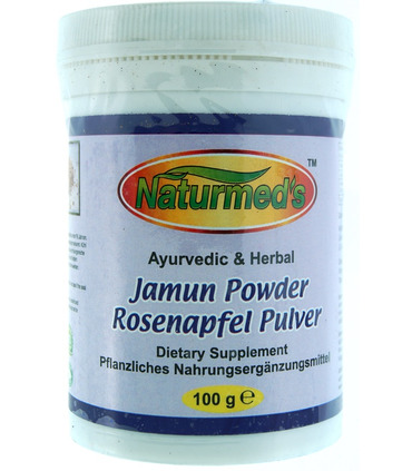 Naturemed`s Jamun Powder