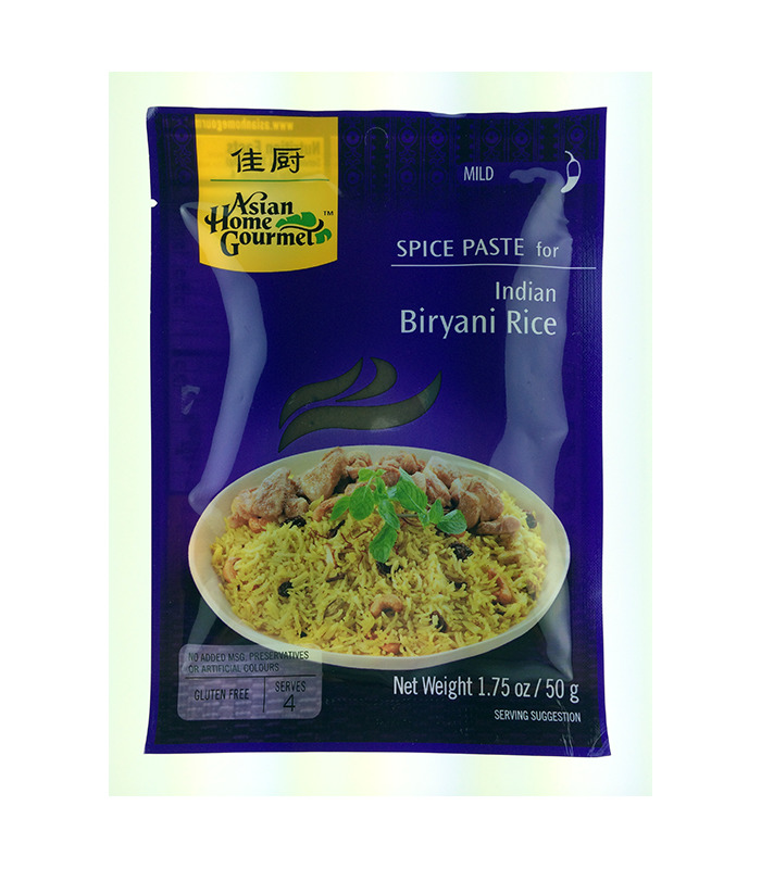 AHG Biryani Rice Paste - 50g