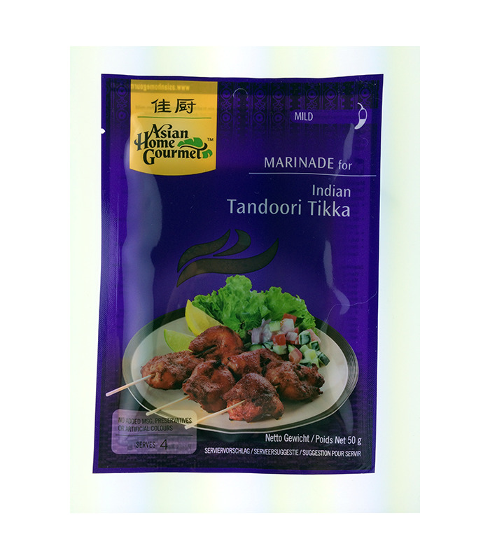 AHG Indian Tandoori Tikka Paste - 50g
