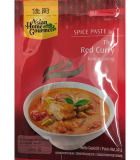 AHG Thai Red Curry Paste (Kaang Daeng)