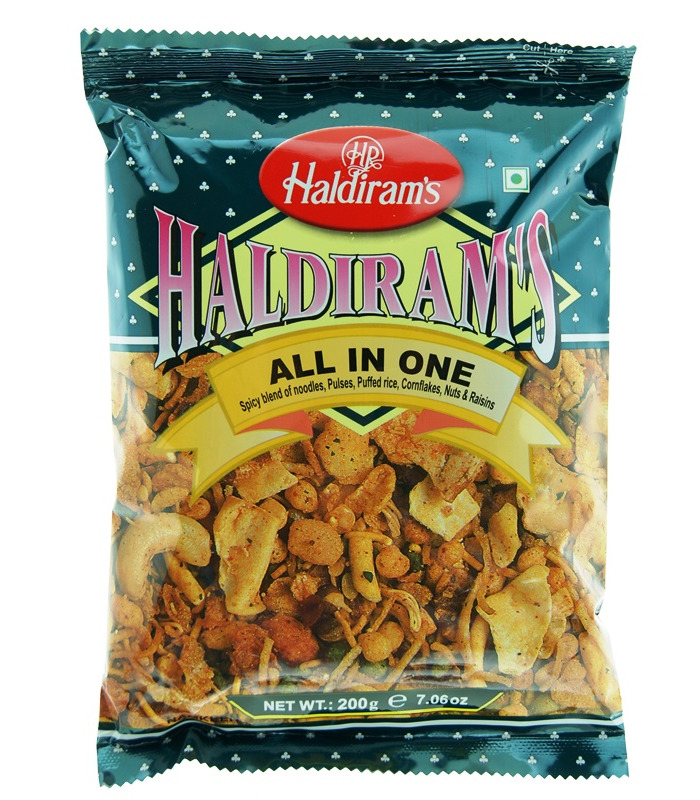Haldirams All in One - 200g