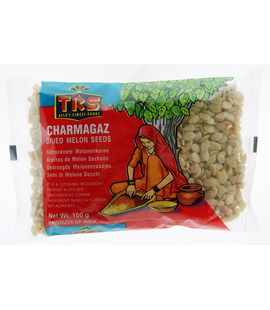 Charmagaz TRS (Dried Melon Seeds) - 100g