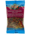 TRS Extra Hot Red Chillies (Whole) - 50g