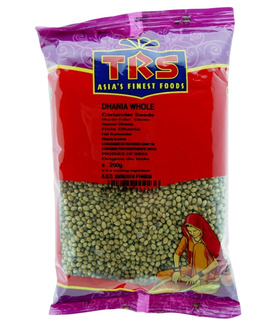 TRS Whole Coriander (Dhania Seeds) - 250g