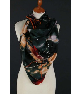 Tie & Die Pipen Style Strol - Polyester Scarf