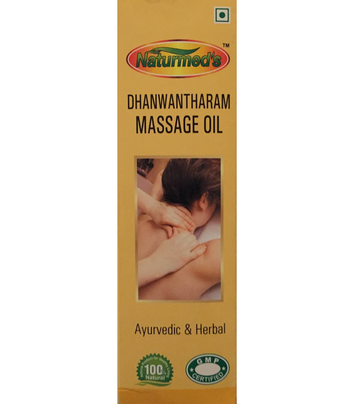 Naturmeds Dhanwantharam  Massage Oil - 150ml