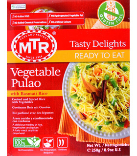 MTR Vegetable Pulao - 300g