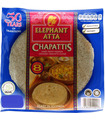 Elephant Atta Chapattis - 8 Pieces