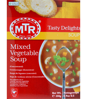 MTR Mixed Vegetable Soup