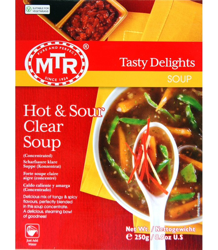 MTR Hot and Sour Clear Soup - 250g