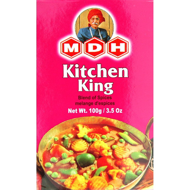 Buy mdh kitchen king online get germany for Kitchen king masala