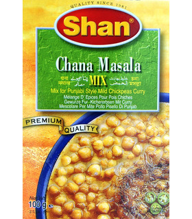 Shan Chana Masala Mix - 100g