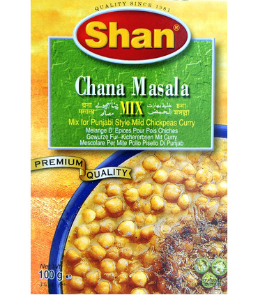 Shan Chana Masala Mix