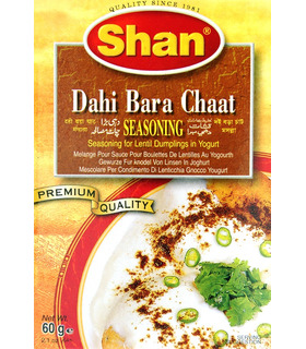 Shan Dahi Bara Chaat Seasoning - 60g