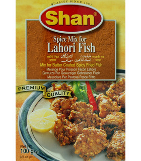 Shan Lahori Fish Mix - 100g