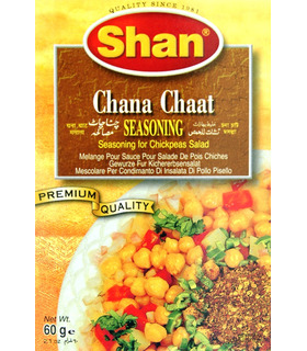 Shan Chana Chaat Masala - 60g
