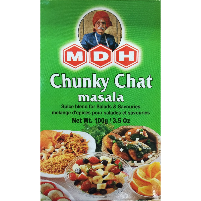 how to use chat masala