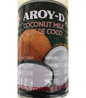 Aroy-D Coconut Milk - 400ml