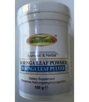 Naturmed`s Moringa LEAF Powder