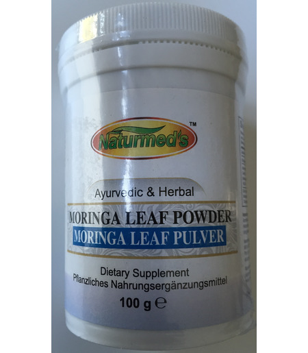 Naturemed`s Moringa LEAF  Pulver