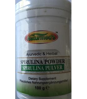 Naturmed`s Spirulina Powder