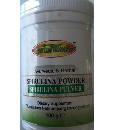 Naturmed`s Spirulina Powder