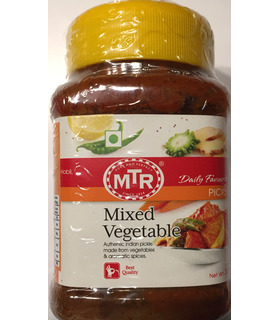 MTR Mixed Vegetable Pickle